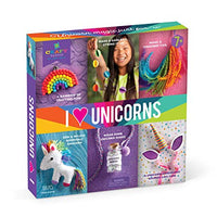 CRAFT-TASTIC I LOVE UNICORNS - Ages 6 to 12