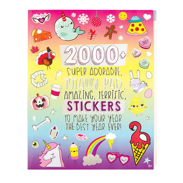 2000+ The Year In Stickers