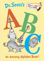 Dr. Seuss's ABC 9780679882817