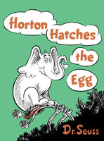 Horton Hatches the Egg 9780394800776