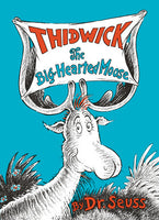Thidwick the Big-Hearted Moose 9780394800868