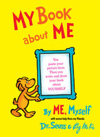 My Book About Me by ME Myself 9780394800936