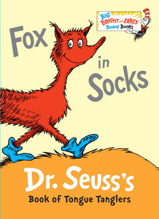 Fox in Socks (Regular Size)