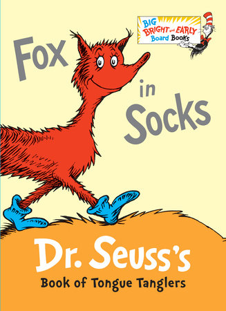 Fox in Socks (Medium Size)