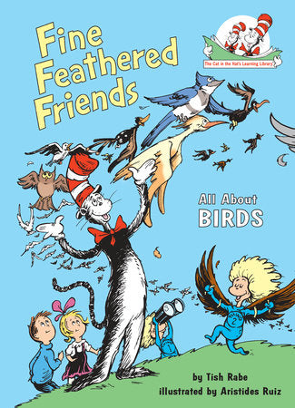Fine Feathered Friends 9780679883623