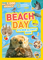 NGK BEACH DAY STICKERS