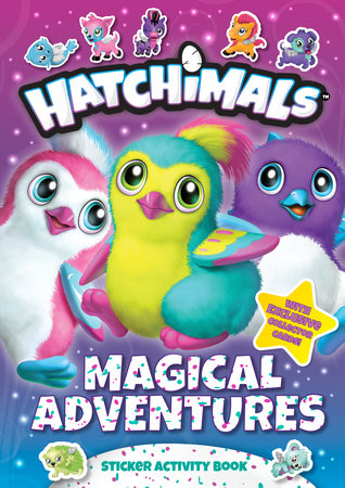 HATCHIMALS: MAGICAL ADVENTURES
