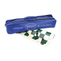 Chess set in a bag
