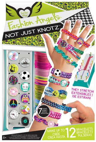 Not Just Knots - Ages 8 to 14