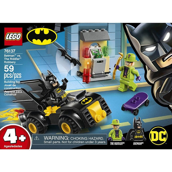 Lego Batman vs The Riddler Robbery 76137