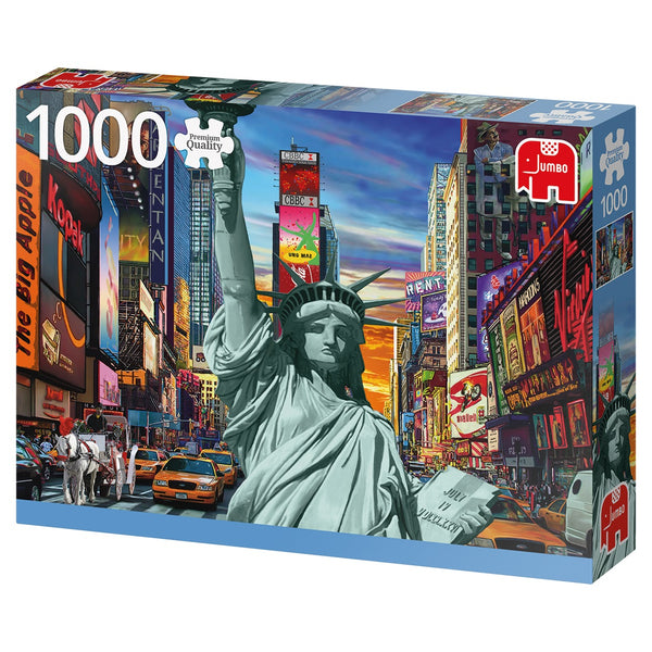 1000pc Puzzle - New York City