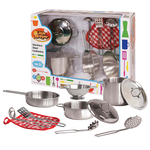 Little Moppet: Stainless Steel Cookware