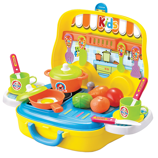 Little Moppet: Kitchen Fun Play Set
