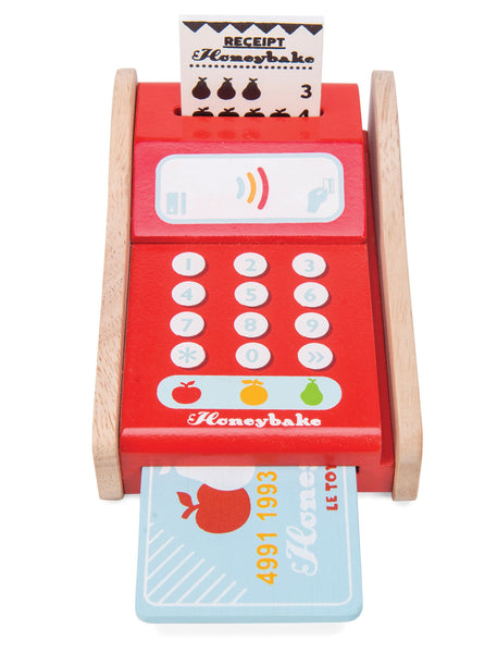 Le Toy Van Card Machine