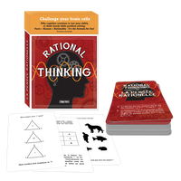 Rational Thinking Card Game