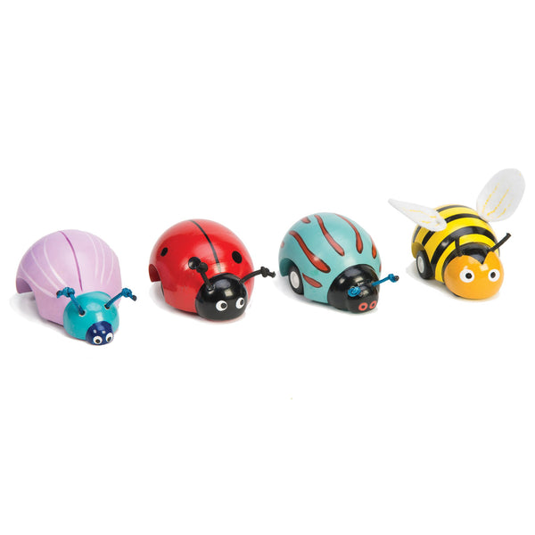 Le Toy Van Bug racers
