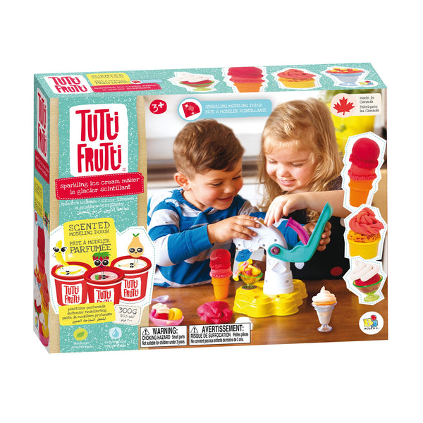 NEW! Tutti Frutti Sparkling Ice Cream Maker
