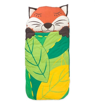 WOODLND SLEEPING BAG - FOX