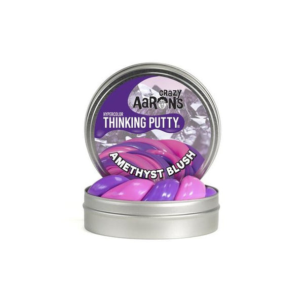 Amethyst Blush Heat Sensitive Hypercolor