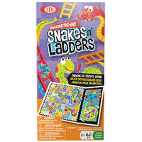 Ideal Magnetic-Go Snakes n Ladders