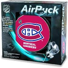 Air Puck Montreal Canadiens