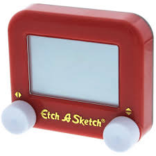 CLASSIC POCKET ETCH A SKETCH