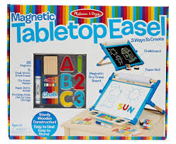 Wooden Double-Sided Tabletop Eas