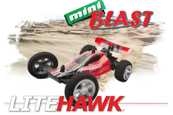 LITEHAWK MINI BLAST (RED or Blue)