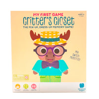 MY FIRST GAME - CRITTER'S CLOSET