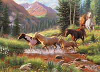 1000pc Puzzle Jack Pine - Mountain Thunder