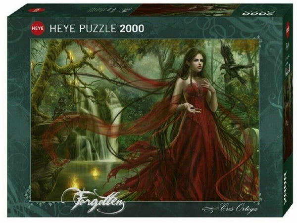 2000pc Heye - Forgotten by Chris Ortega - New Red