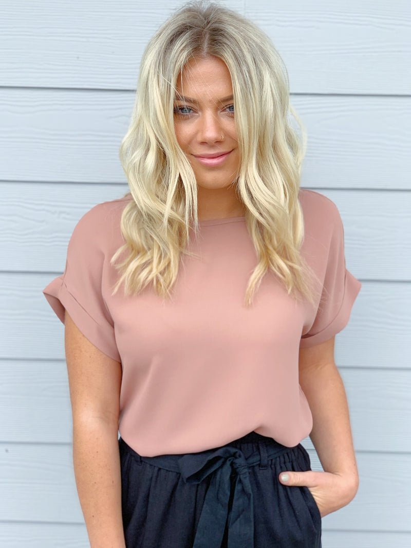 Boss Babe Blouse - 8 Colors