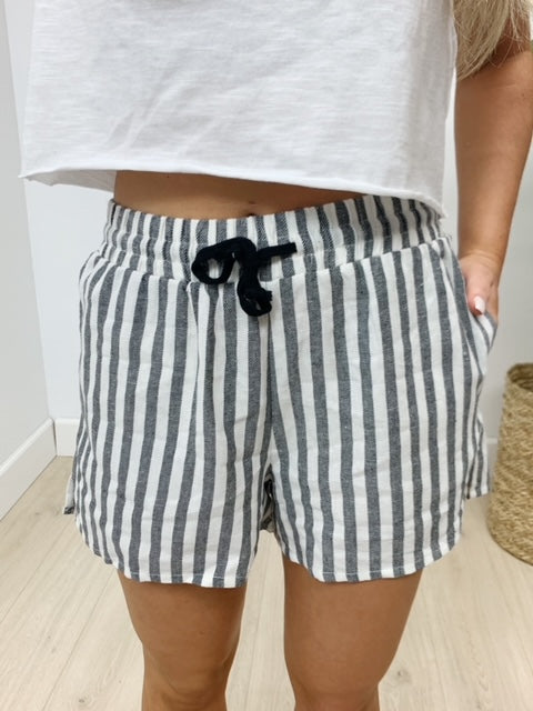Camp Sherwood Stripe Shorts - 2 Colors