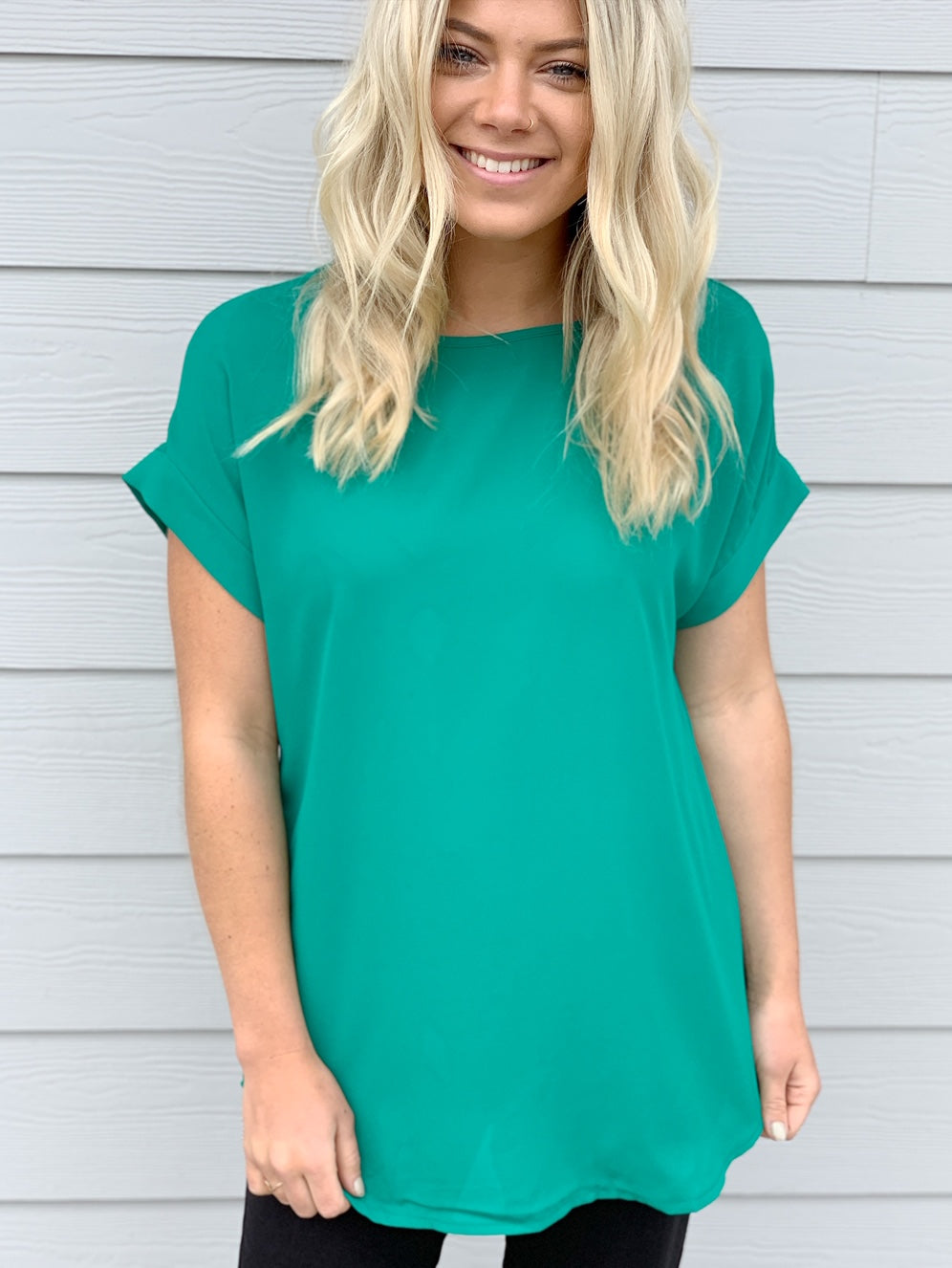 Boss Babe Blouse - 6 Colors
