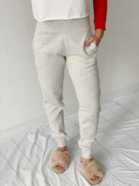 Slumber Party Plush Joggers - 2 Colors