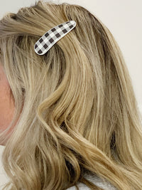 Fireside Hair Clip - 2 Colors