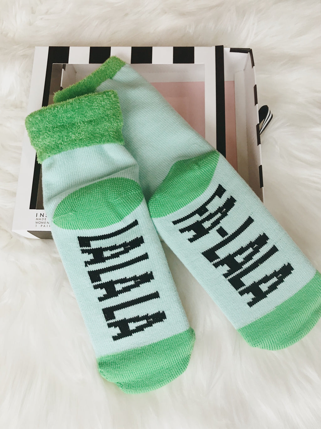 Cozy Up Socks - 5 Styles