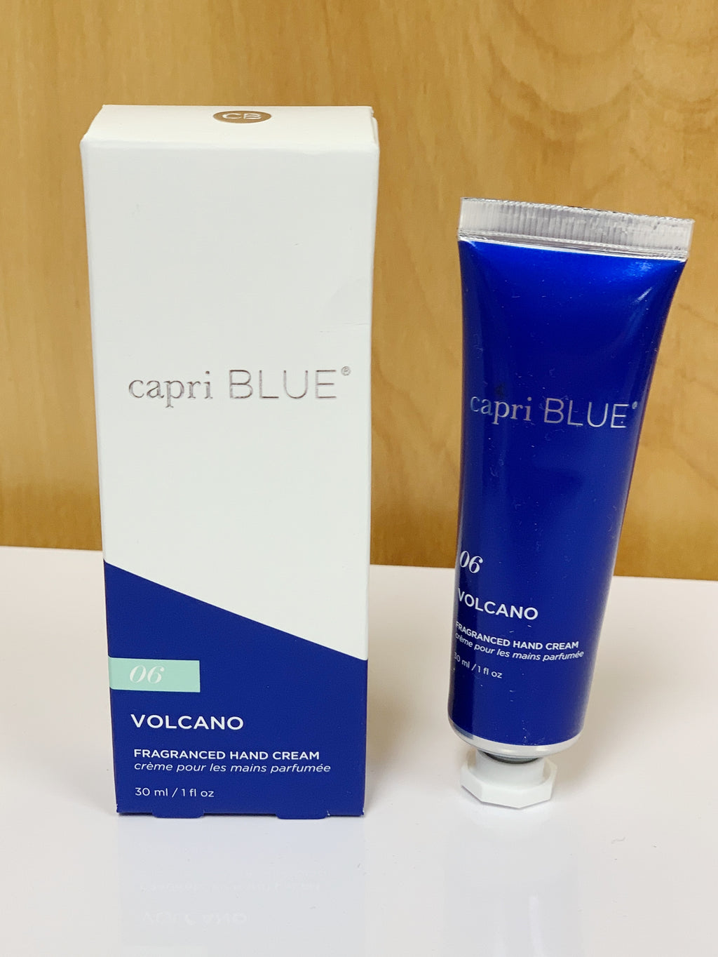 Capri Blue Mini Hand Cream - Volcano