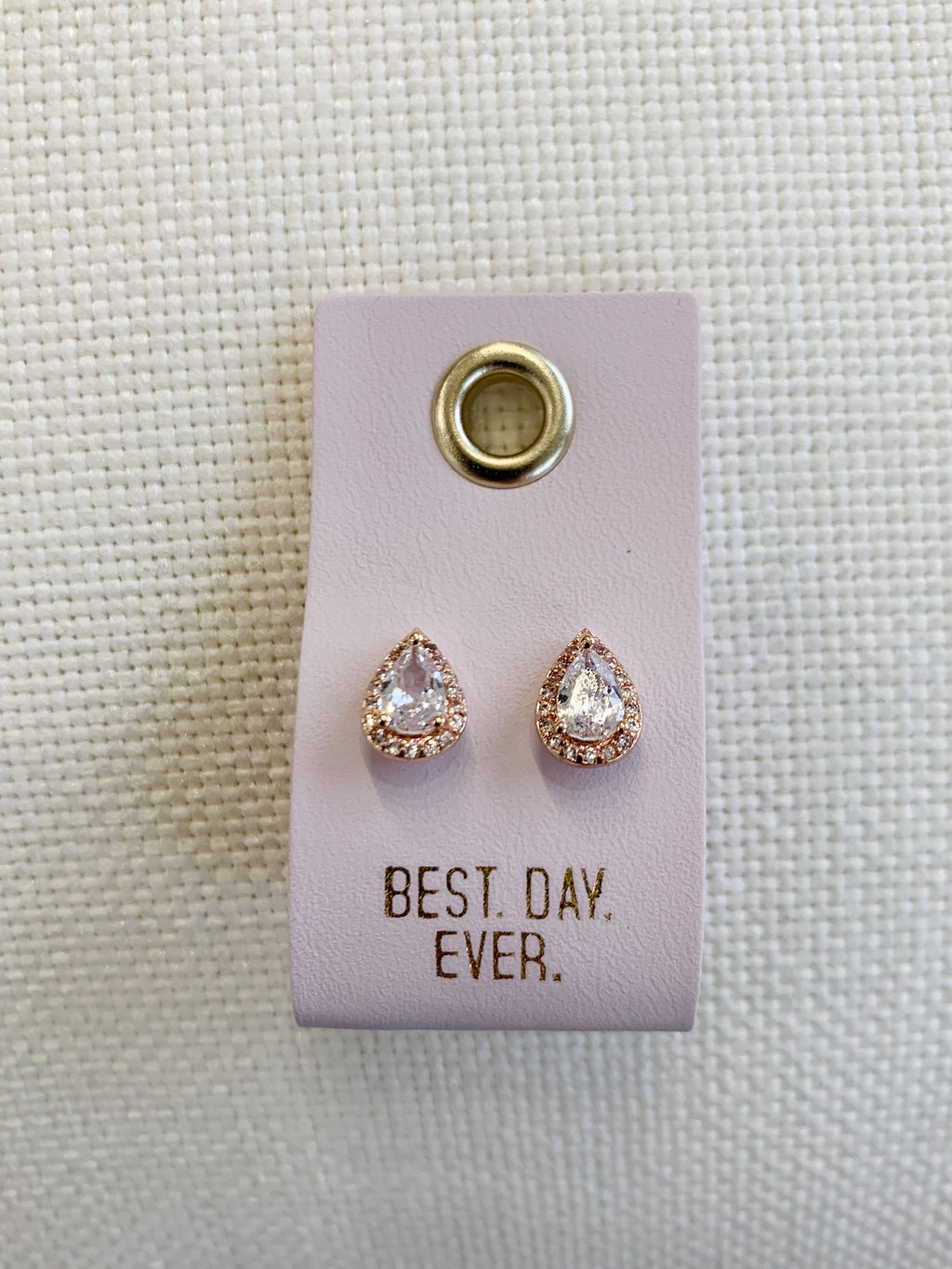 Sweet Nothings Stud Earring - 9 Styles