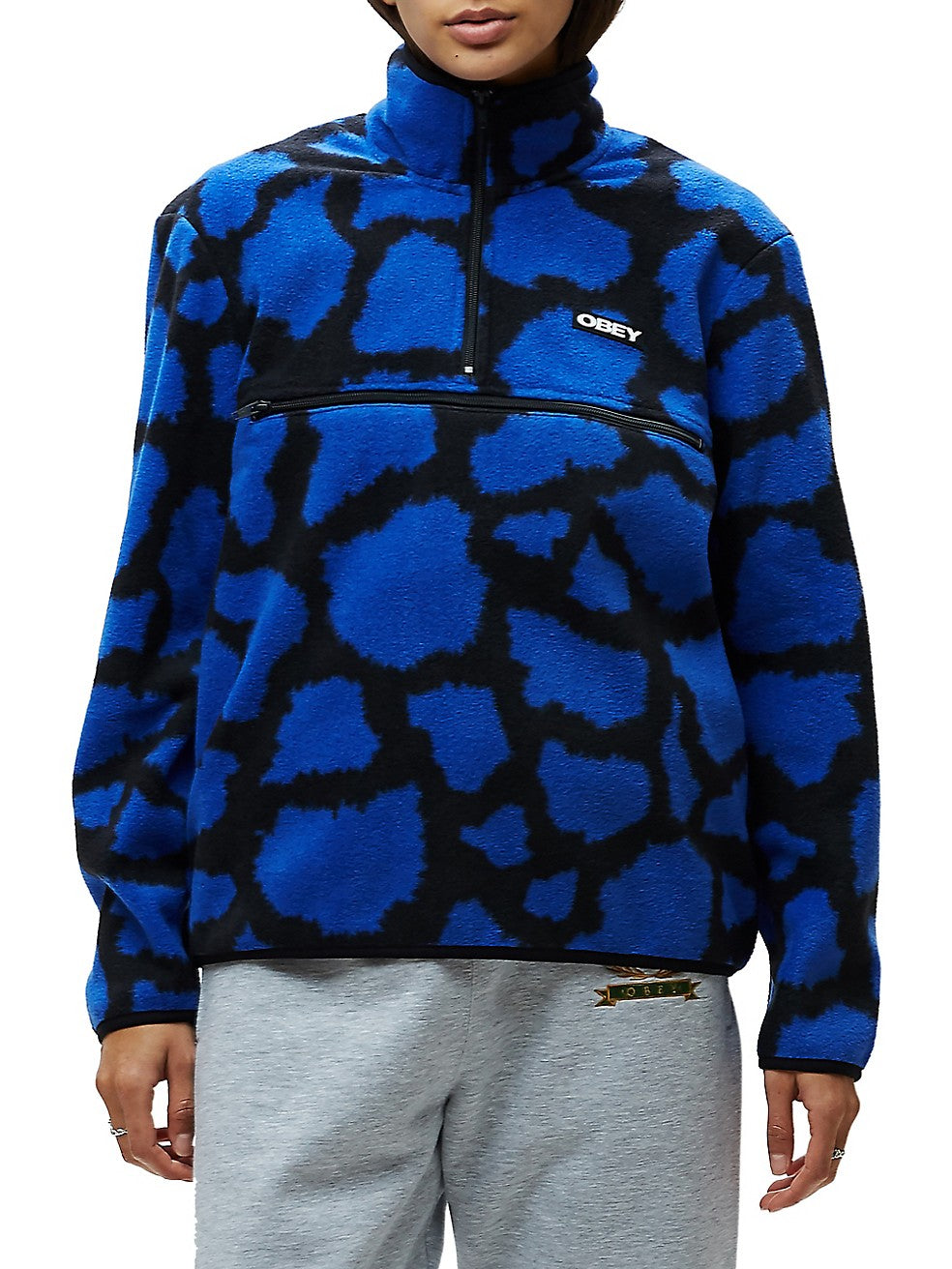 Odyssey Abstract-Print Sweater