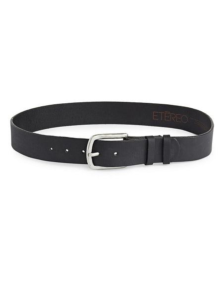 Double Loop Leather Belt