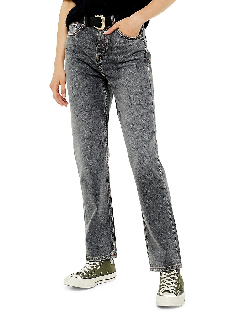 Editor Straight Jeans 30-Inch Leg