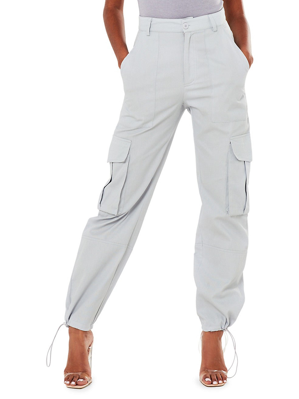 Utility Drawcord Cuff Trousers