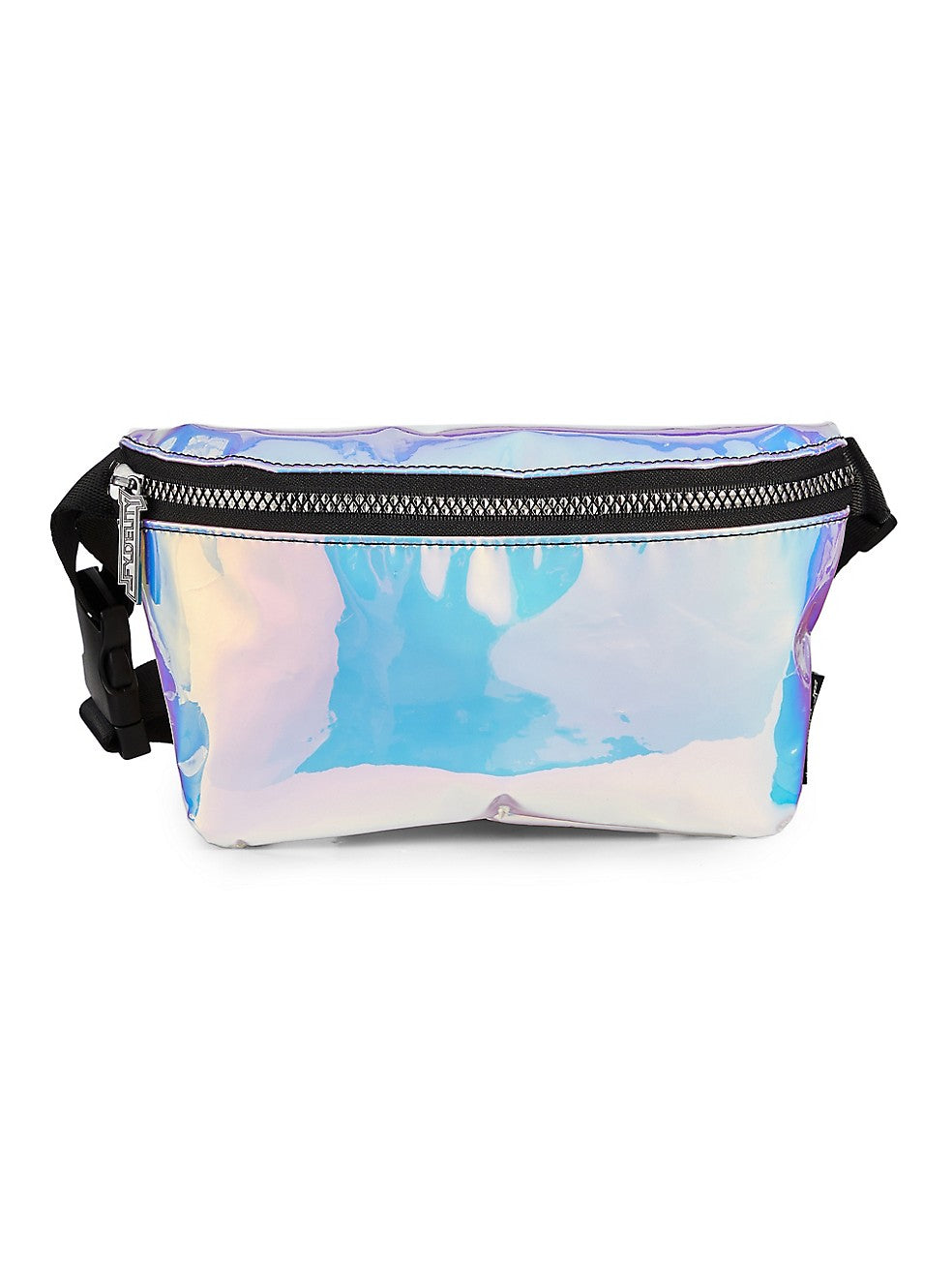 Ultra-Slim Iridescent Fanny Pack