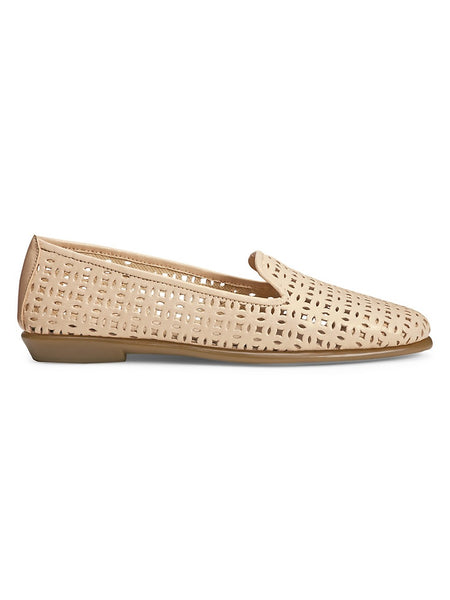 You Betcha Perforated Loafers