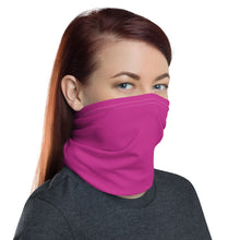 Load image into Gallery viewer, Solid Pink Face Wrap