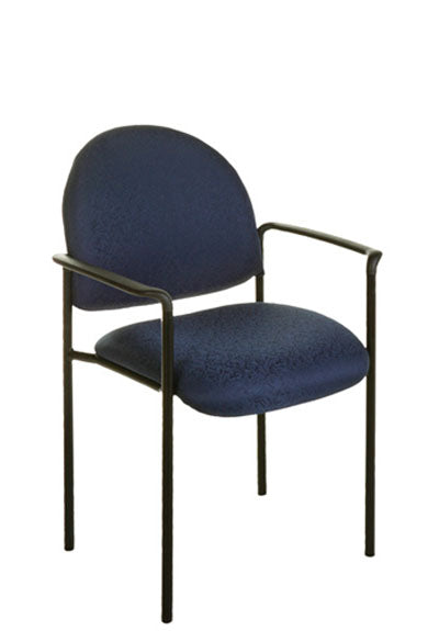 Stacking  Visitor Chair -Arms
