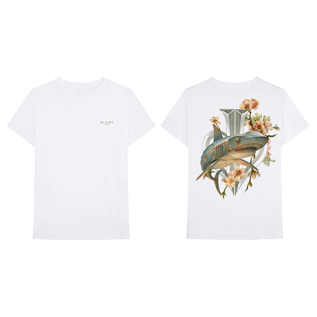 Tour Shark T-Shirt