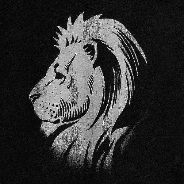 Black White Lions T Shirt David Blaine Official Store