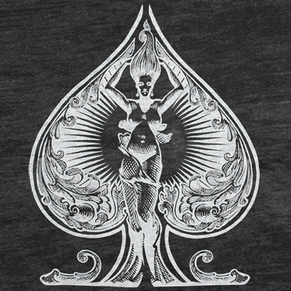 BLACK ACE OF SPADES T-SHIRT - David Blaine Official Store - 1